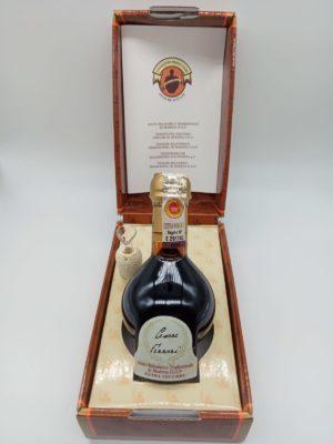 ACETO BALSAMICO TRADIZIONALE EXTRA VECCHIO, 100 ml.