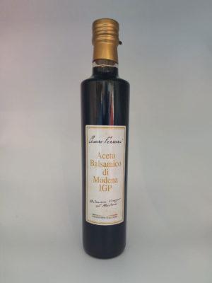 ACETO BALSAMICO DI MODENA IGP, 500 ml.