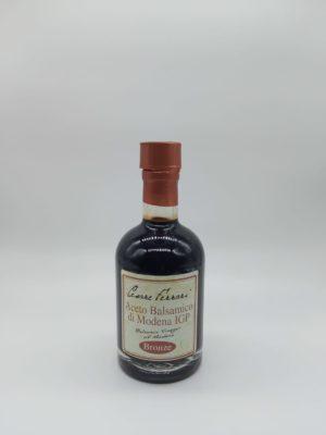 ACETO BALSAMICO DI MODENA IGP BRONZE, 250 ml.