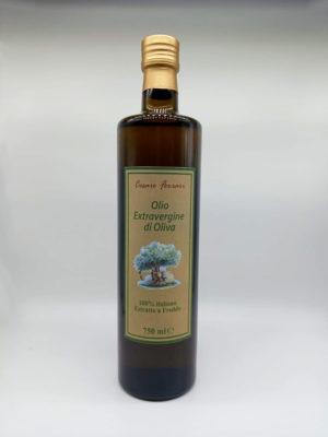 OLIO EXTRAVERGINE DI OLIVA CESARE FERRARI, 750 ml.