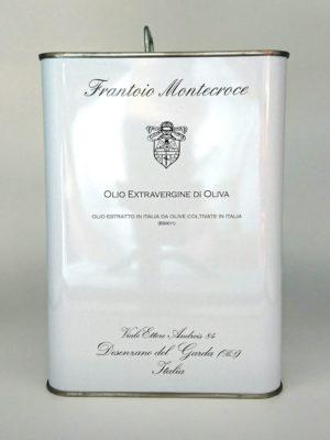 OLIO EXTRAVERGINE DI OLIVA MONTECROCE TERRE DEL NORD, 5 Lt.