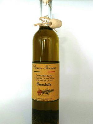 Olio Extravergine Di Oliva Per Bruschetta 500ml