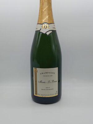 Champagne Marie-Le Brun , Brut Blanc De Blancs