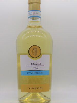 """Lugana """"CA de' ROCCHI""""(doc) Tinazzi"""
